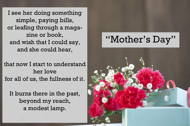 Mothers Day Saying Card
