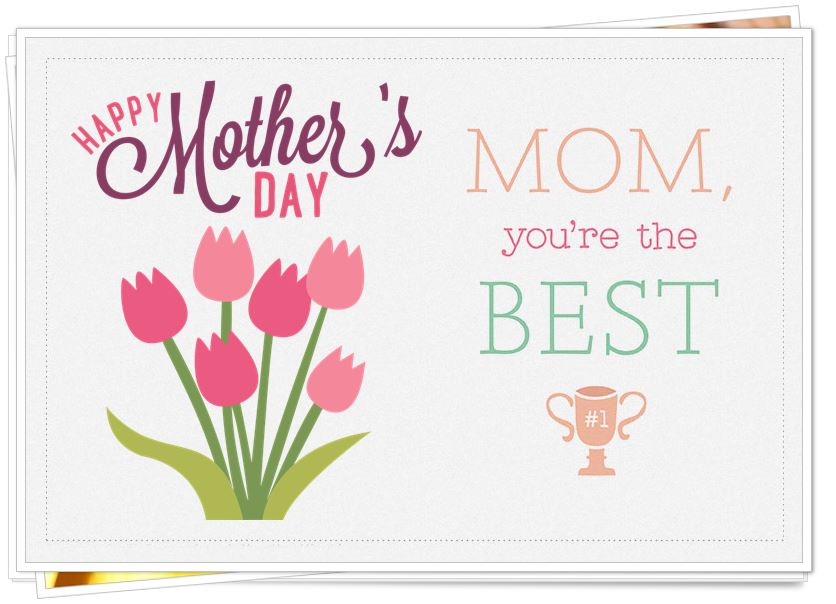 Happy mothers day 2017 wishes greeting cards from daughter to mom happy mothers day greeting card m4hsunfo