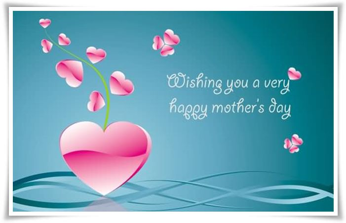Happy Mothers Day Greeting Card Messages For Friends  Happy Mothers day...