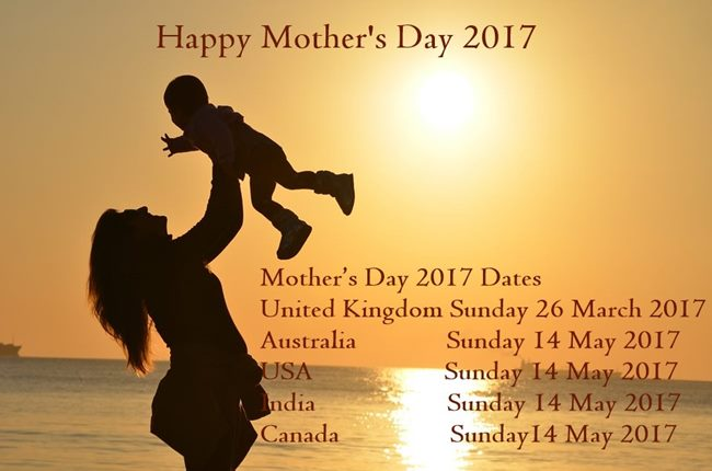 When Is Mother's Day In 2017 Date? 10 Things You Should Do On Mother's Day