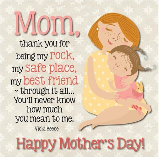 happy mothers day animated image