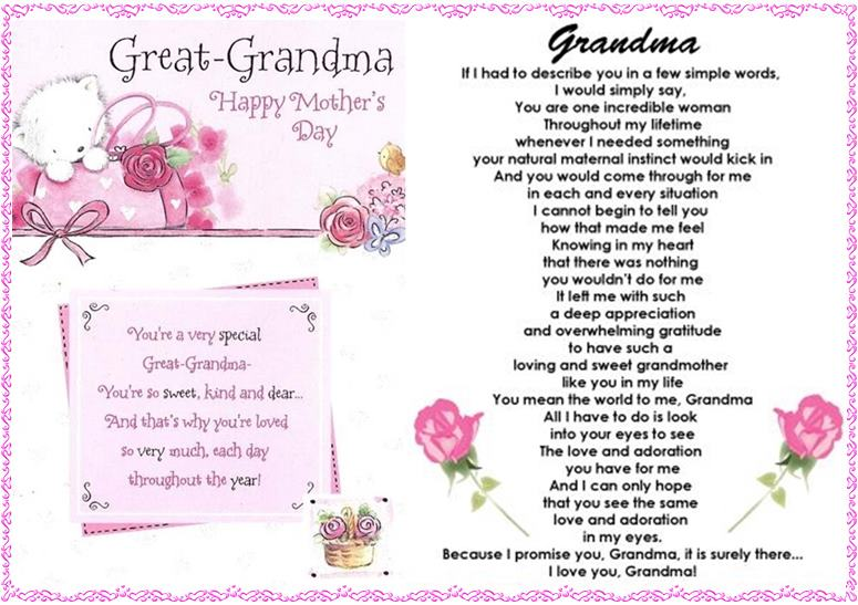 happy mothers day to my grandma quotes wishes messages happy