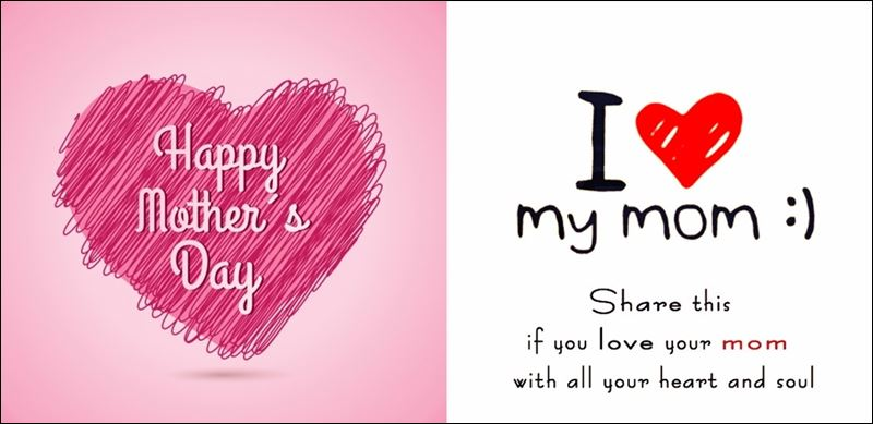Mothers Day Images of I Love My Mom