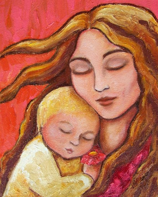 mothers day paintings 7