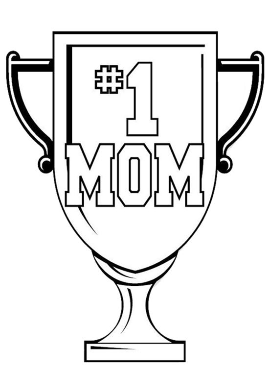 mothers day coloring pages8