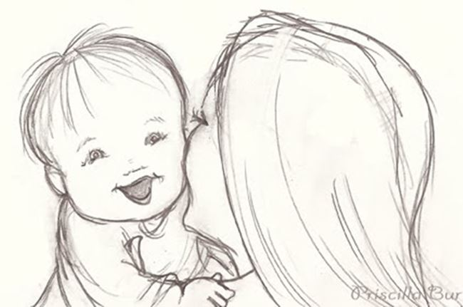mothers day sketch 2