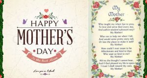 Religious Mother's Day Quotes, Messages, Poems & Bible Scriptures Verses