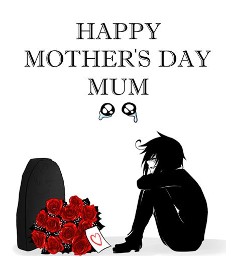 rip happy mothers day in heaven animated