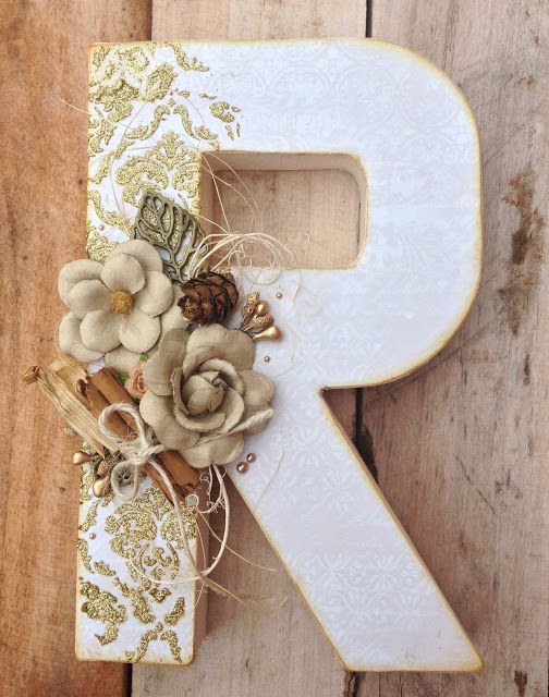 INITIAL NAME LETTER DECORATION IDEAS FOR MOTHERS DAY 2019
