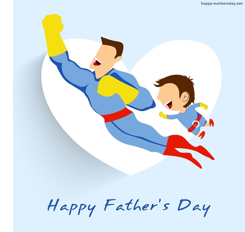 happy fathers day son images